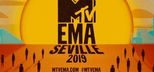Cartel MTV EMA 2019